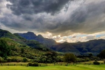 resort special in the drakensberg
